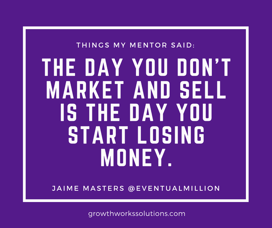 jaime masters sales quote