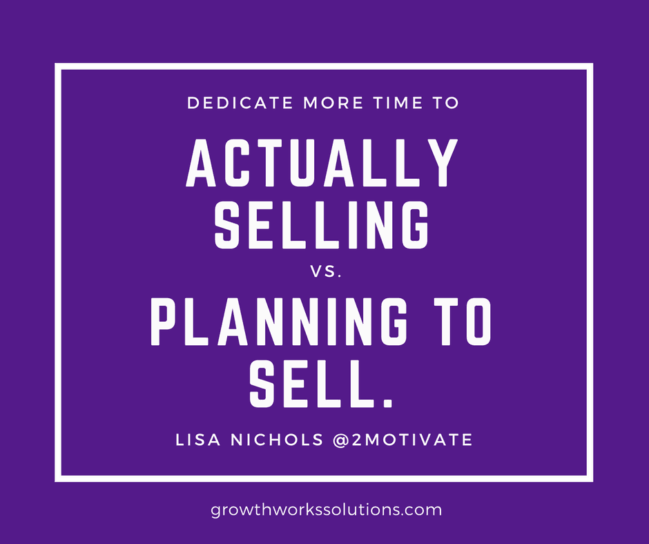 lisa nichols sales quote
