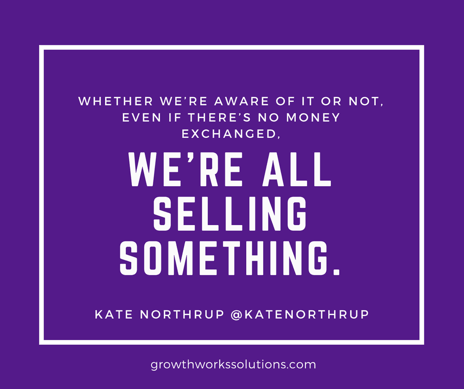 kate northrup sales quote