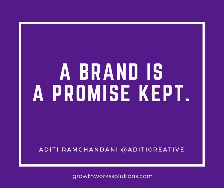 aditi ramchandani creative sales quote