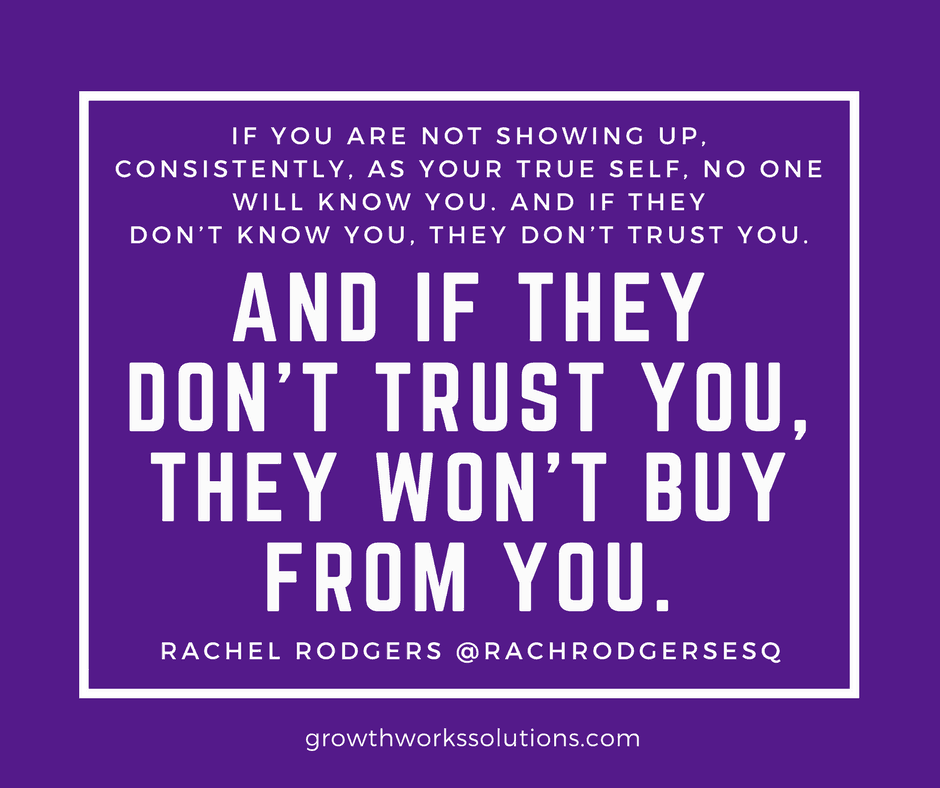 rachel rodgers sales quote