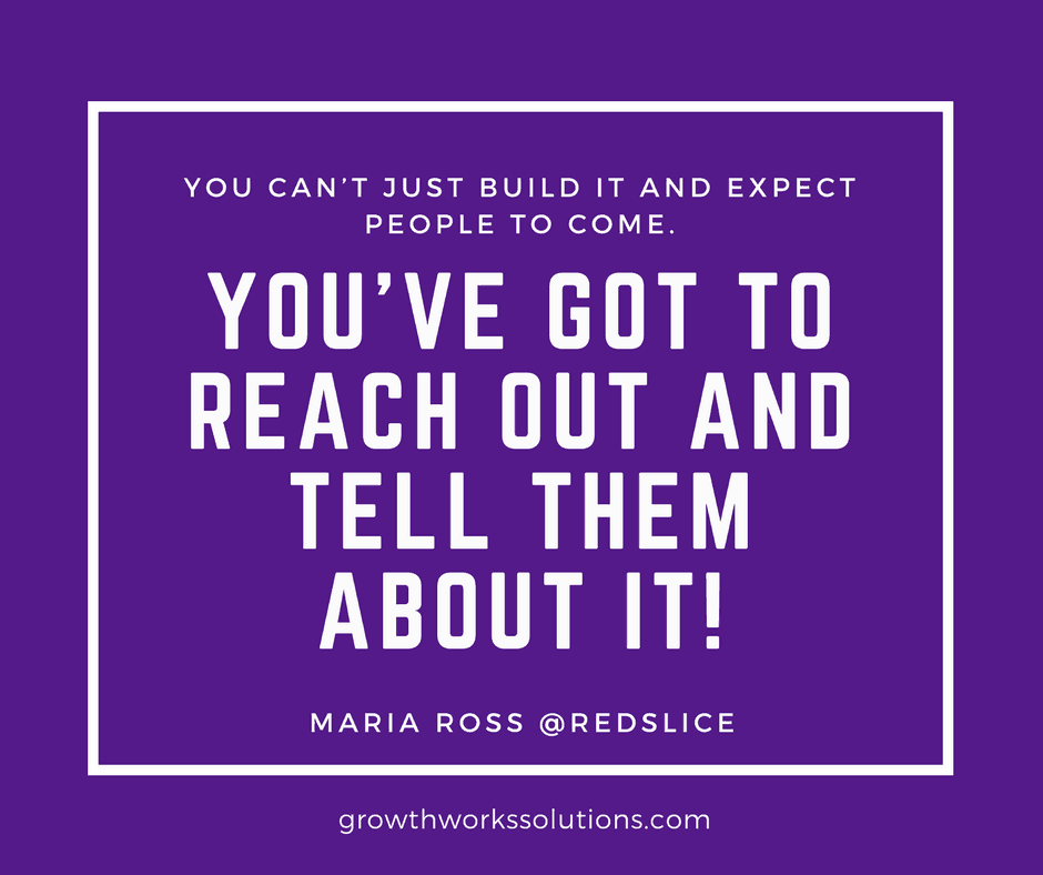 maria ross sales quote