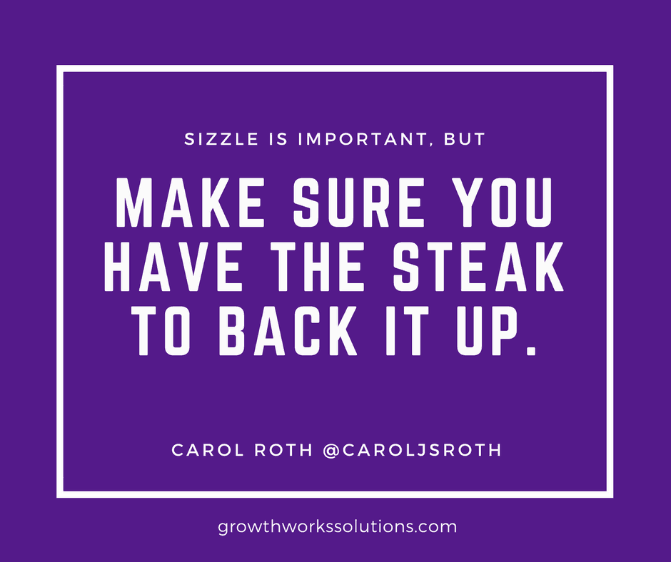 carol roth sales quote